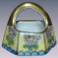 Limoges lovely  basket 1900