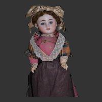 French charming auvergne doll all original