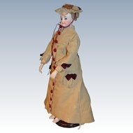 """17"""" fashion FG doll   with a Leon PANNIER patented body"""