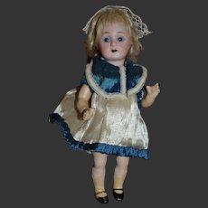 Sweet little german doll for you doll's house
