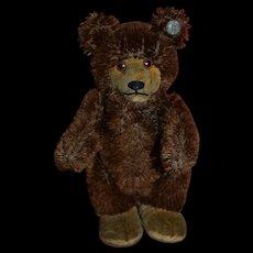 """Teddy baby Steiff in tiny size 3""""1/2"""