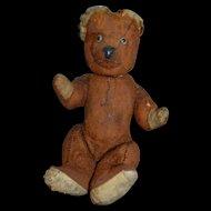 """Charming  6"""" 1930 /1940 teddy bear"""