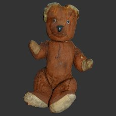 "Charming  6"" 1930 /1940 teddy bear"