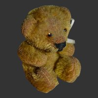 Lovely antique tiny english bear
