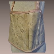 Lovely 1900 french corset for your doll