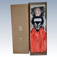 In original box from GENEVE Antique simon et halbig shoulder head