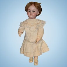 All original Roullet Descamps walking doll circa 1900/1910 for the French market