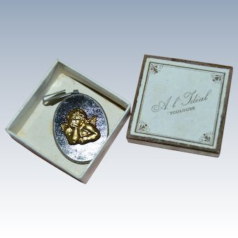 Lovely antique jewel for your doll