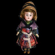 Little German doll from the French market