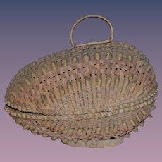 Wonderful egg basket for child 1900