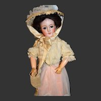 German lady doll for the french market