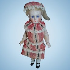 Jullien type all bisque doll