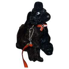 Adorable poodle dog for your dolls