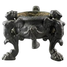 High quality Italian Renaissance bronze Inkwell, ca. 1500-1540 AD