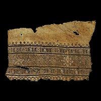 Fine quality larger Coptic textile, Byzantine Empire, ca. 6th.-7th. century AD