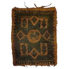 Fine late Roman textile Tunic Tabula, Egypt, 3rd.-4th. century AD