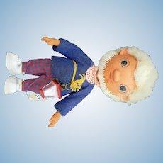 W. Goebel Sandman Doll vintage 60's