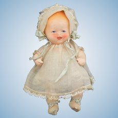 All original German bisque doll so cute and little must see.
