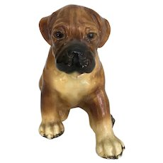 Morten's Studio boxer puppy dog for your doll.