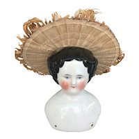 Wonderful antique doll hat