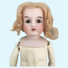 10 inch Kestner 154 Dep bisque head doll marked body