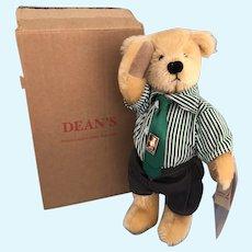 Dean's Teddy Bear Danny #7 of 50 Disney Convention 1999 MIB.