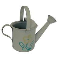 Vintage Watering Can great for a Doll or Bear Cute.
