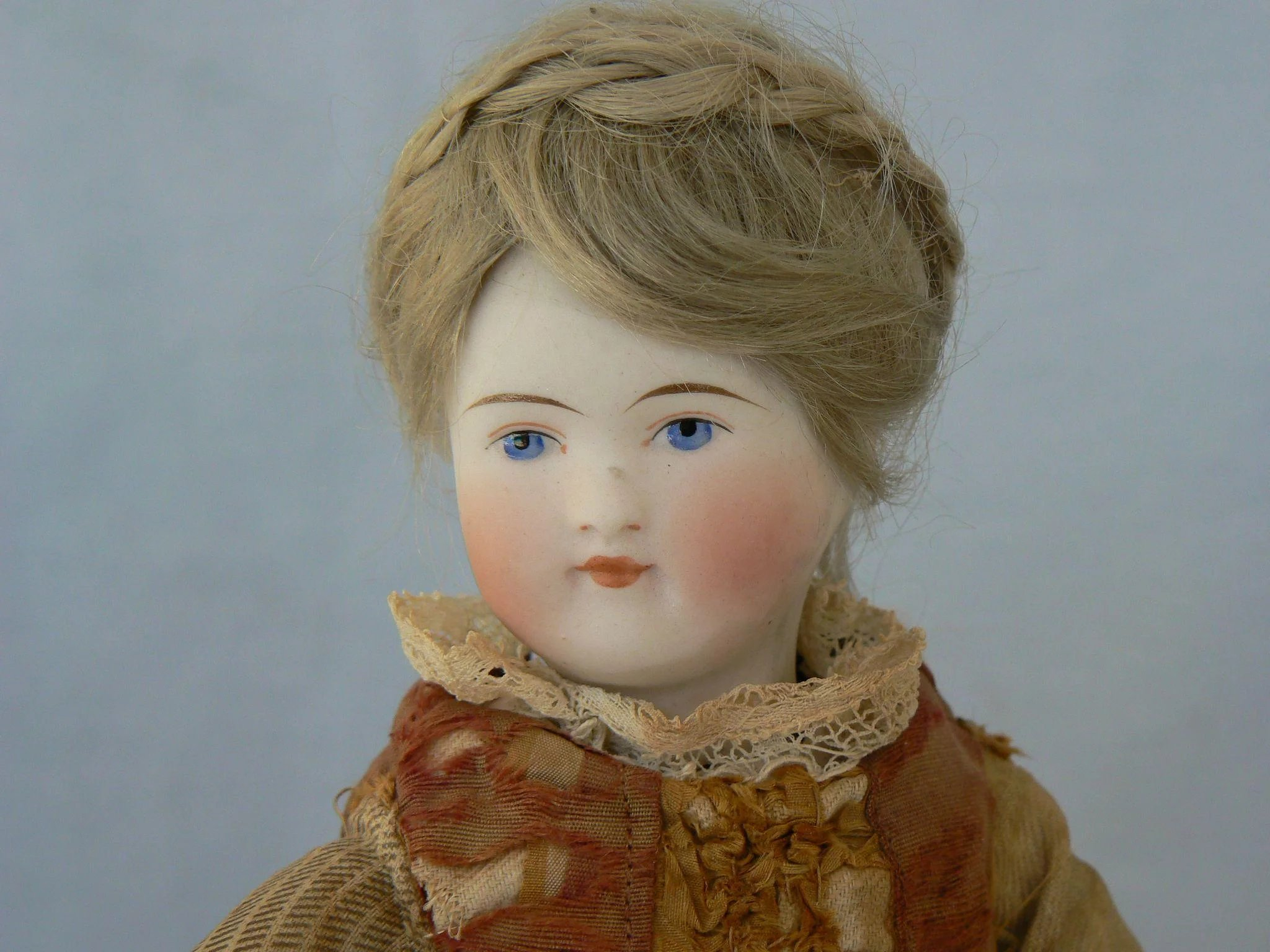 Wonderful German Fashion Doll All Original And VERY Sweet