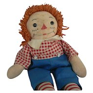 Loved Georgene Raggedy Andy