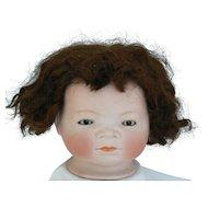 Vintage doll wig size 14, 1920's Bob Style cut cute.