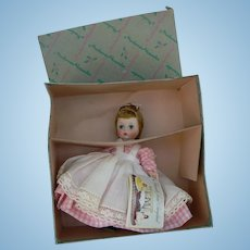 Alexander-Kins # 781 MEG near mint with box never played with paper booklet and cute.