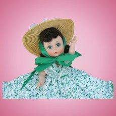 Vintage Madame Alexander Scarlett doll 8 inch Alexander kins doll.