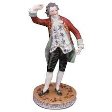 Dresden Figurine Carl Thieme Figural