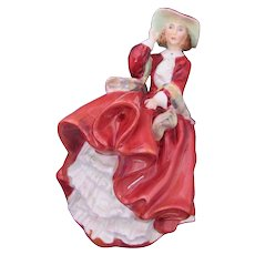 Royal Doulton Top o' The Hill Figurine HN 1834 c.1937 - Red Tag Sale Item