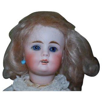 "12"" Bahr & Proschild Mold 224 Beautiful Cabinet Size Doll"