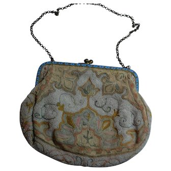 Gorgeous French Micro Seed Purse