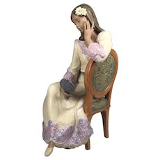 Lladro Reflections of Beauty - LARGE - #01012437 - Retired in 2010 - #2437