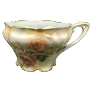 Lovely RS Prussia Mustache Cup Tiffany Finish