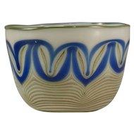 Early Orient & Flume Greek or Roman Styled Art Glass
