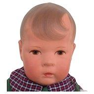 Rare Käthe Kruse Anniversary Doll One- 1951, Jacky/Jockerle, US Zone