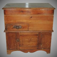 William Knights New England Colonial Blanket Chest