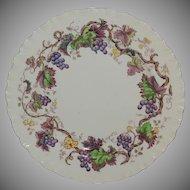 Wedgwood & Barlaston Old Vine Plate Grape