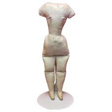 Shapley cloth body