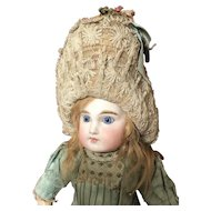 French type Antique  136 doll. 15 inches tall.