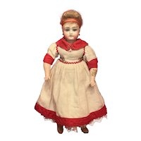 Antique Belton (Bru)doll 13.1/2 inches tall