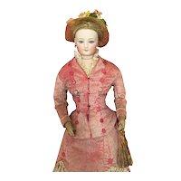 Antique french fashion doll FG