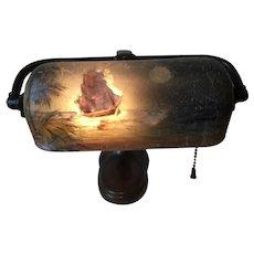 Handel Treasure Island Lamp