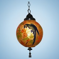 Handel hanging globe # 6996