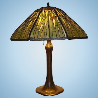 Handel Cat Tail Lamp