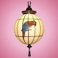 Handel hanging globe # 7007